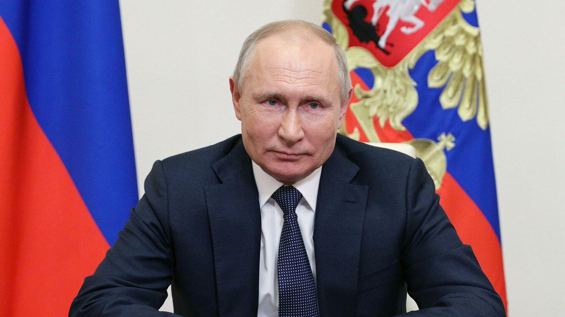 Путин и Байден встретятся в Женеве