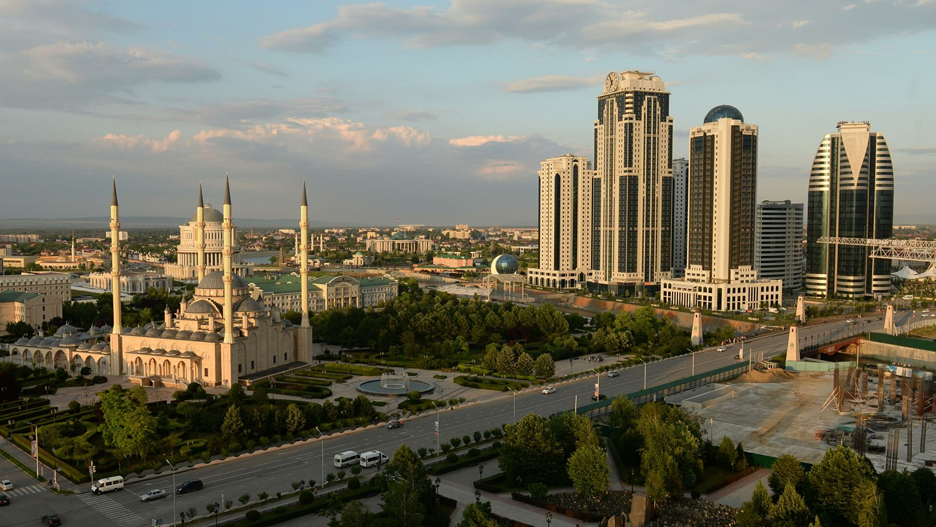В Чечне рассказали о жизни детей, вывезенных отцом из Австрии