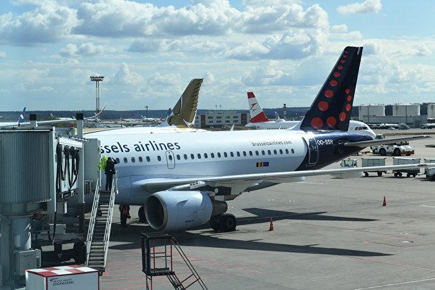 Brussels Airlines возобновит полеты в Россию с 12 июня