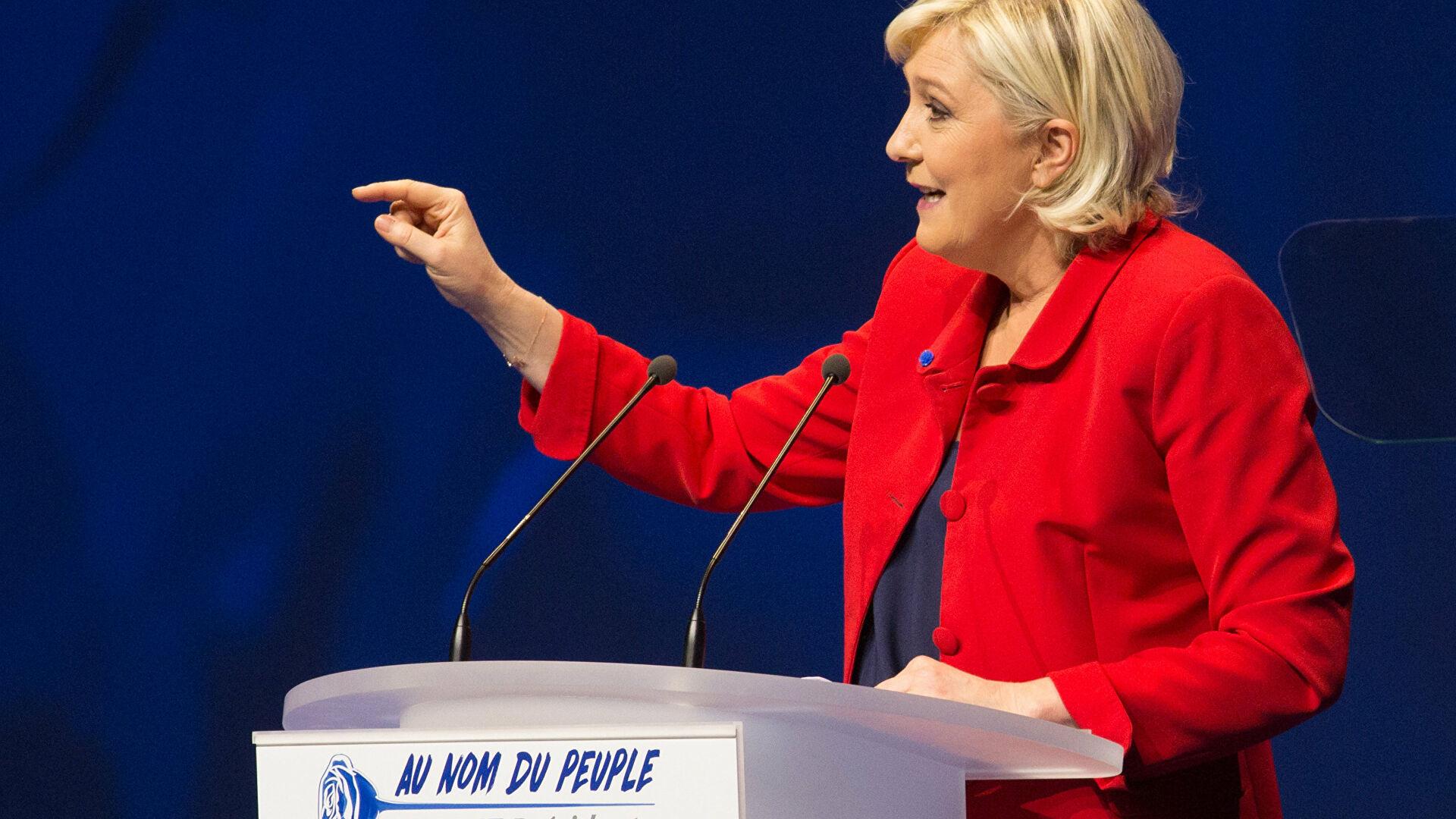 Ле Пен заявила об обратном эффекте санкций против России