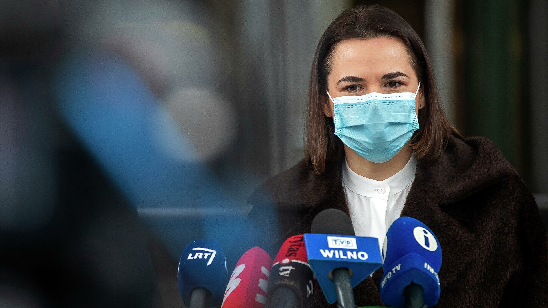 МВД убрало Тихановскую из списка разыскиваемых лиц