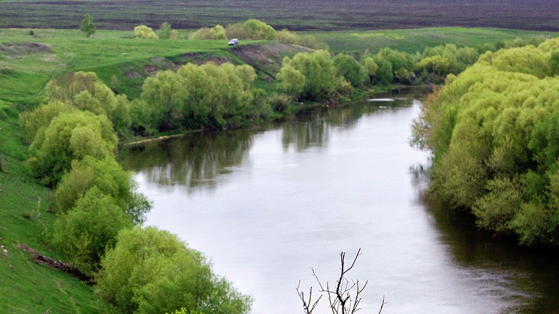 Липецкие власти заботятся о чистоте водоемов
