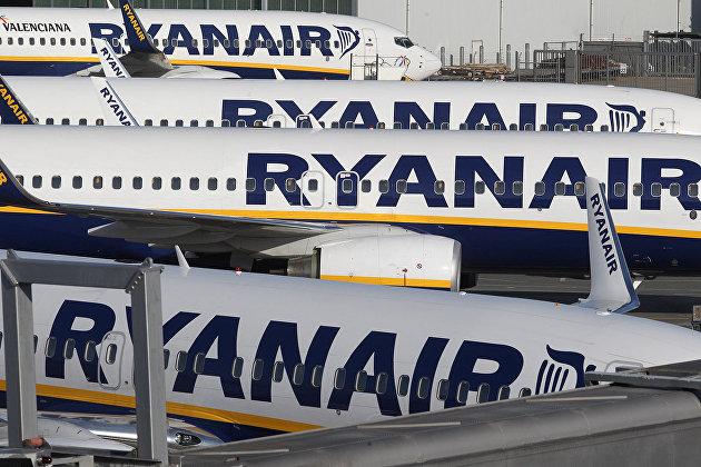 Европа работает над выполнением решений ЕС по Ryanair