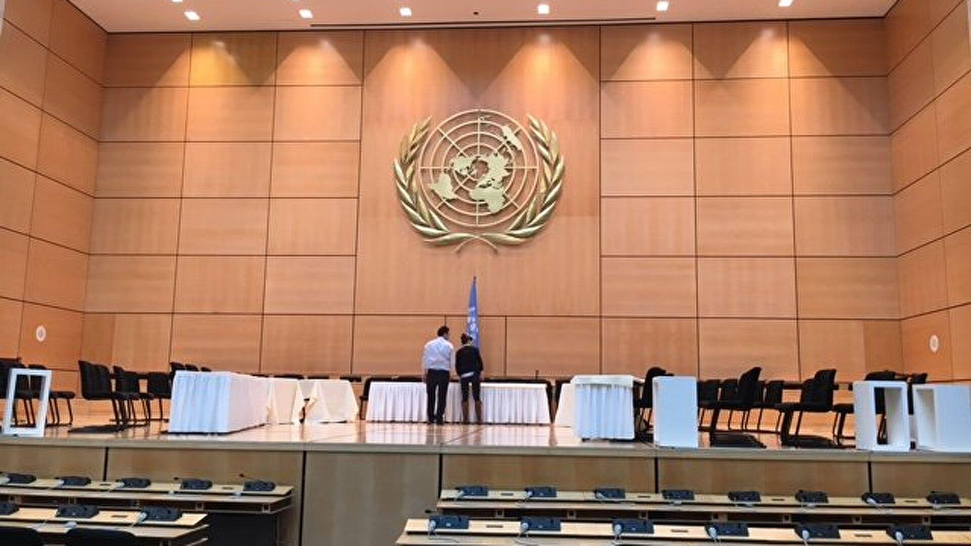 Женевский офис ООН готов провести встречу Путина и Байдена