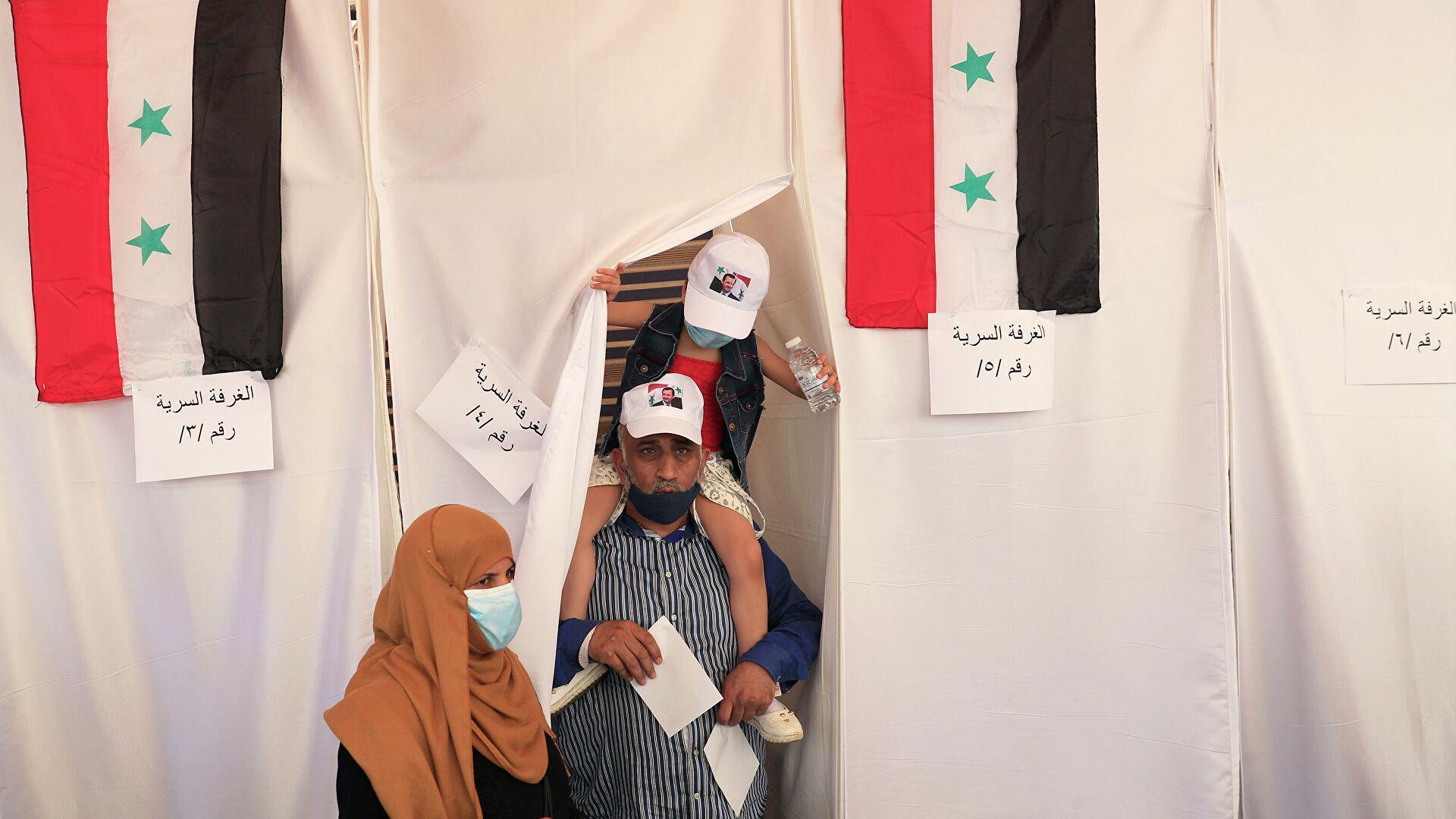 Главы МИД стран Запада отказались считать выборы в Сирии свободными