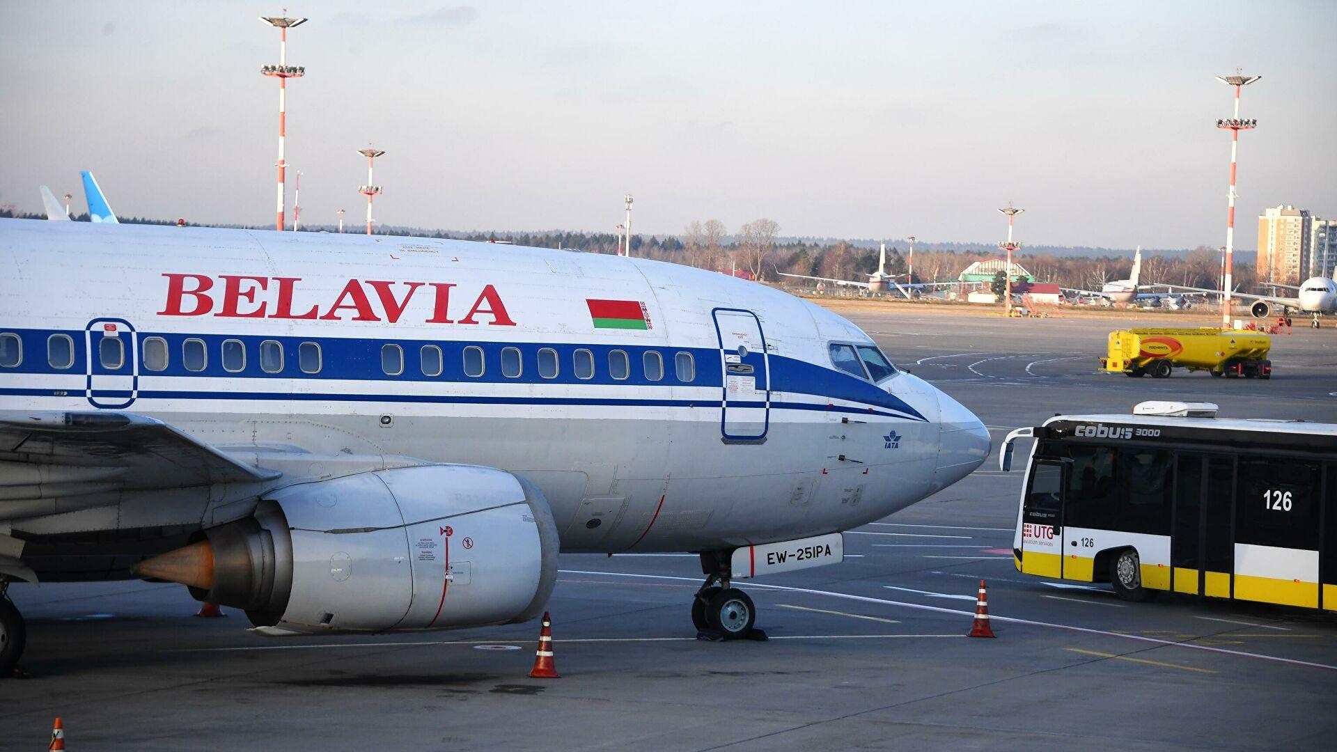Латвия закрыла воздушное пространство для белорусских авиакомпаний