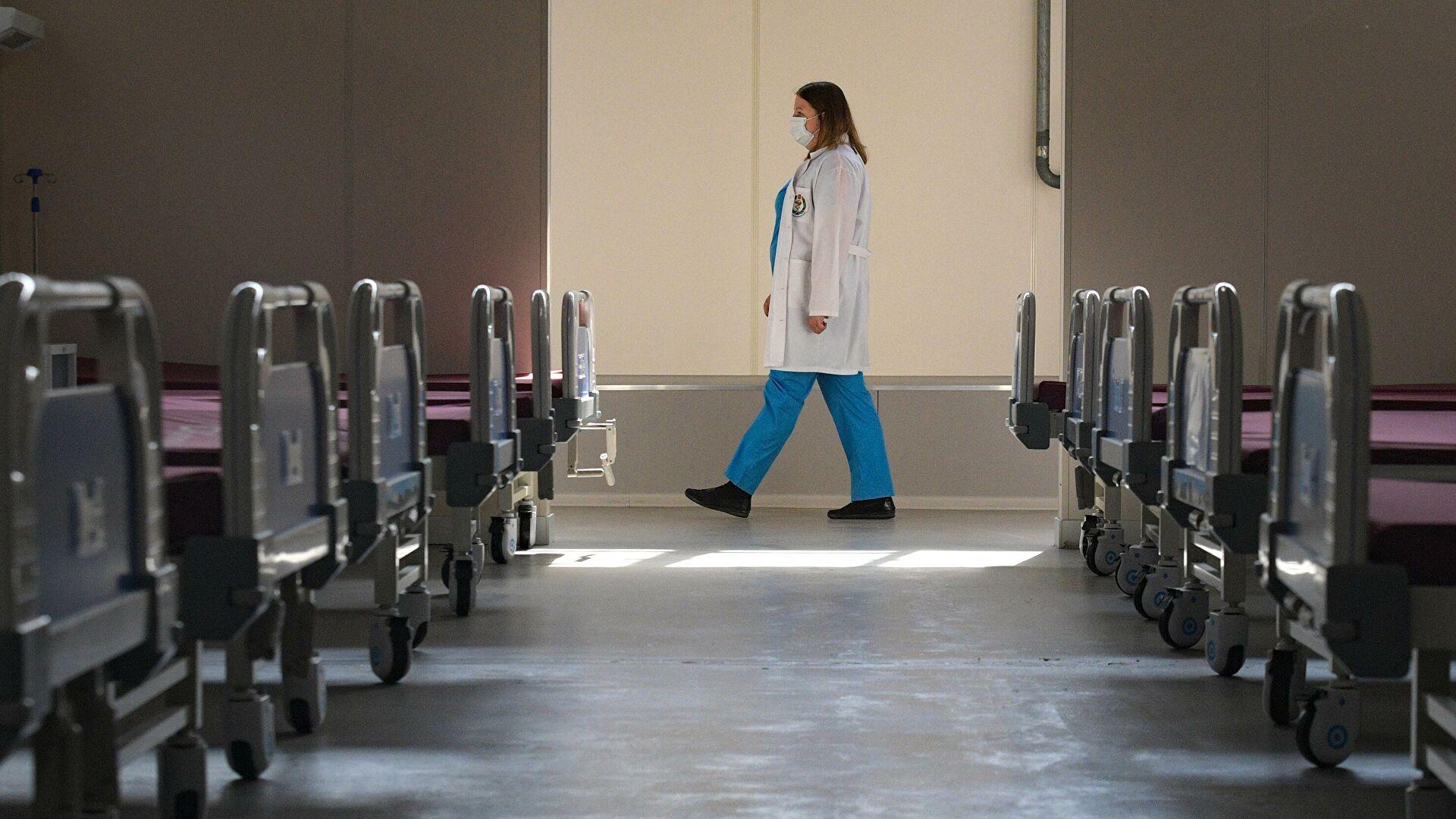 Российские ученые научились выявлять осложнения у больных COVID-19