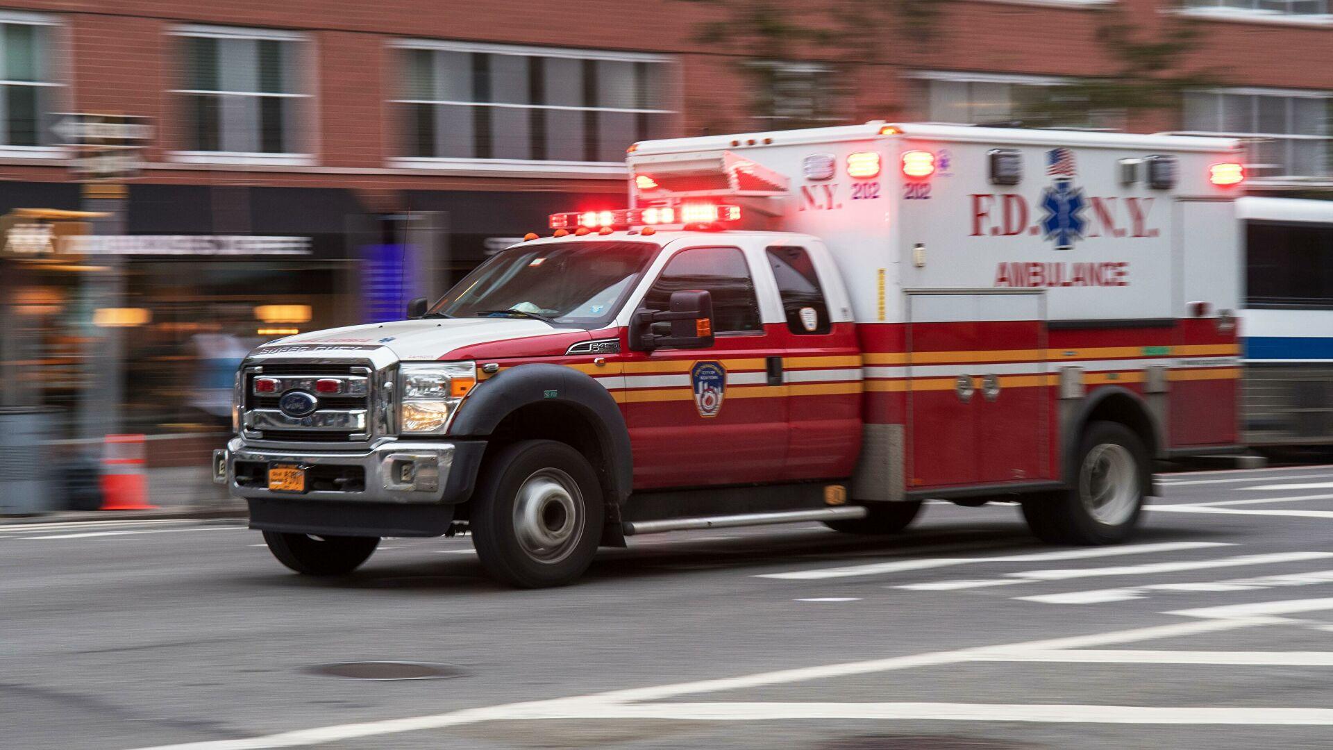 При крушении вертолета во Флориде погиб один человек