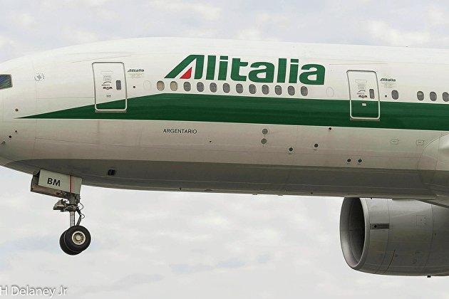 Alitalia направит грузовые рейсы в обход авиапространства Белоруссии