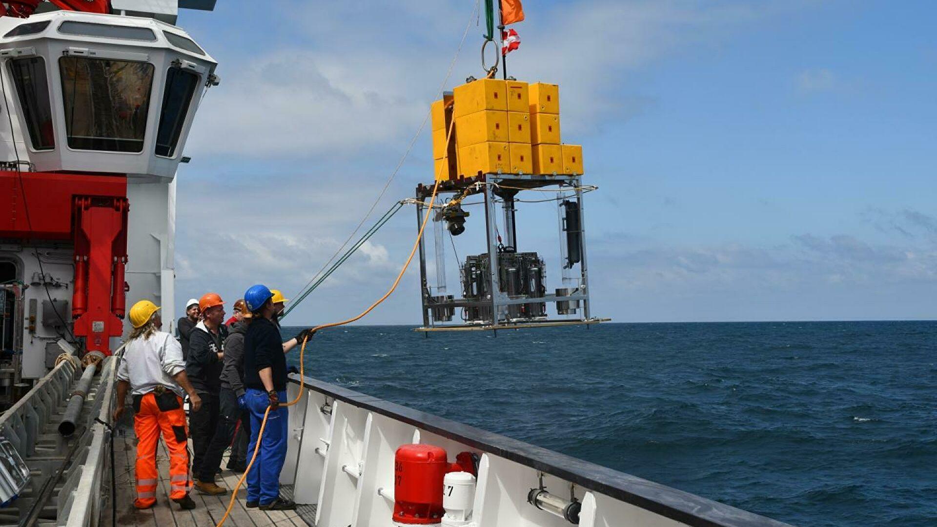 Ученые обнаружили большие скопления ртути на дне океана