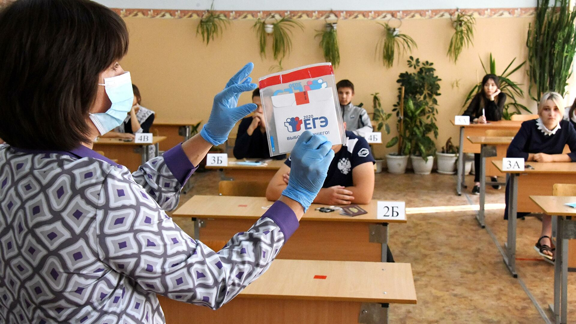 Кравцов назвал отмену ЕГЭ для некоторых школьников временной мерой