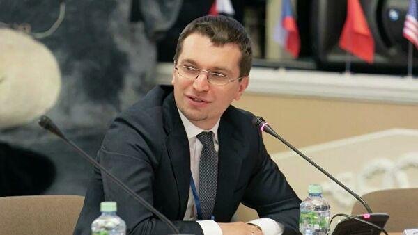 Гальперина освободили от должности уполномоченного России при ЕСПЧ
