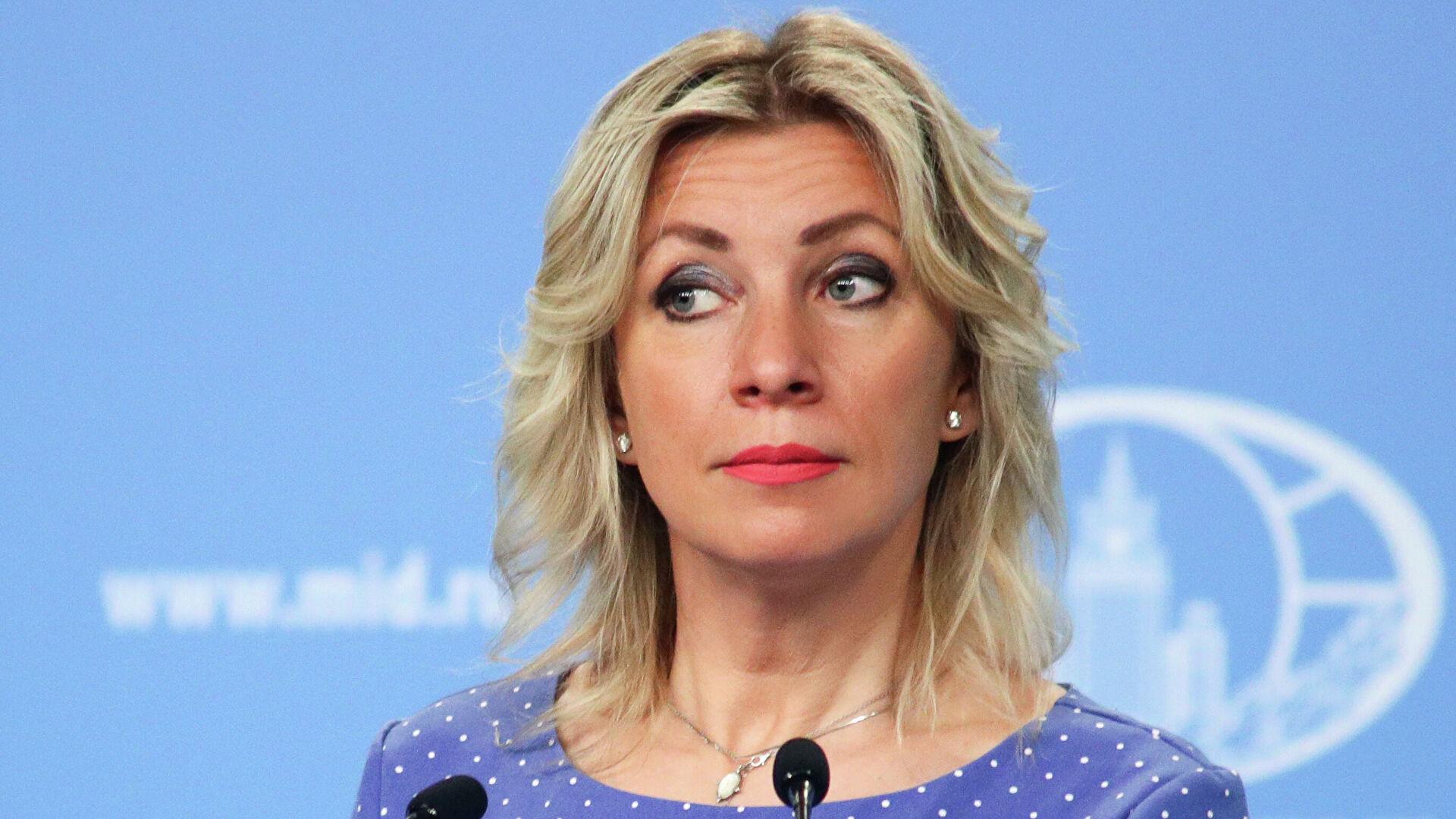 Захарова ответила на угрозы Британии к