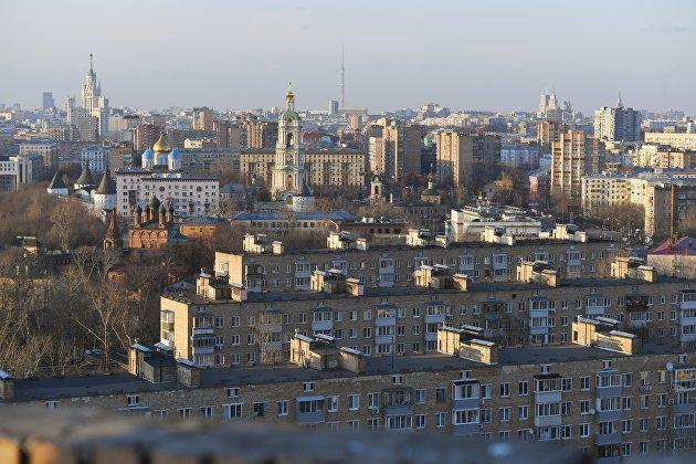 Москва нашла подрядчиков реновации почти на 900 миллиардов рублей