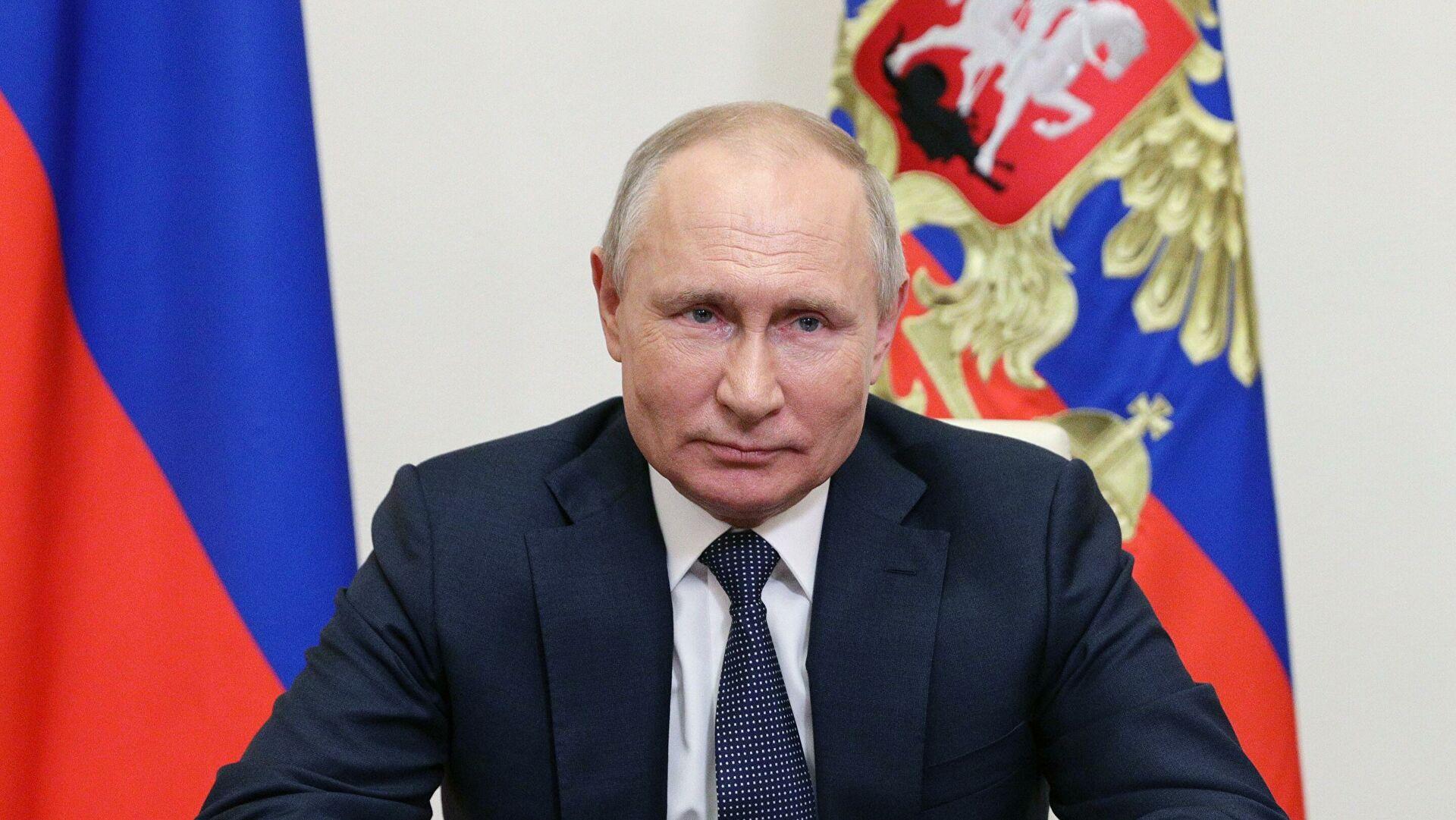 Путин высказался по введению обязательной вакцинации от COVID