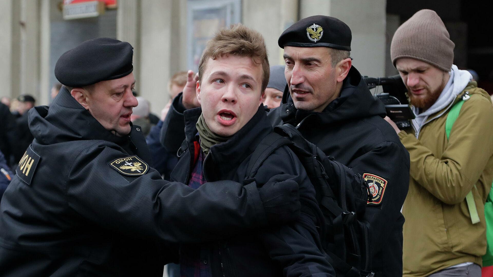 Адвокат Протасевича заявила, что не смогла встретиться с подзащитным