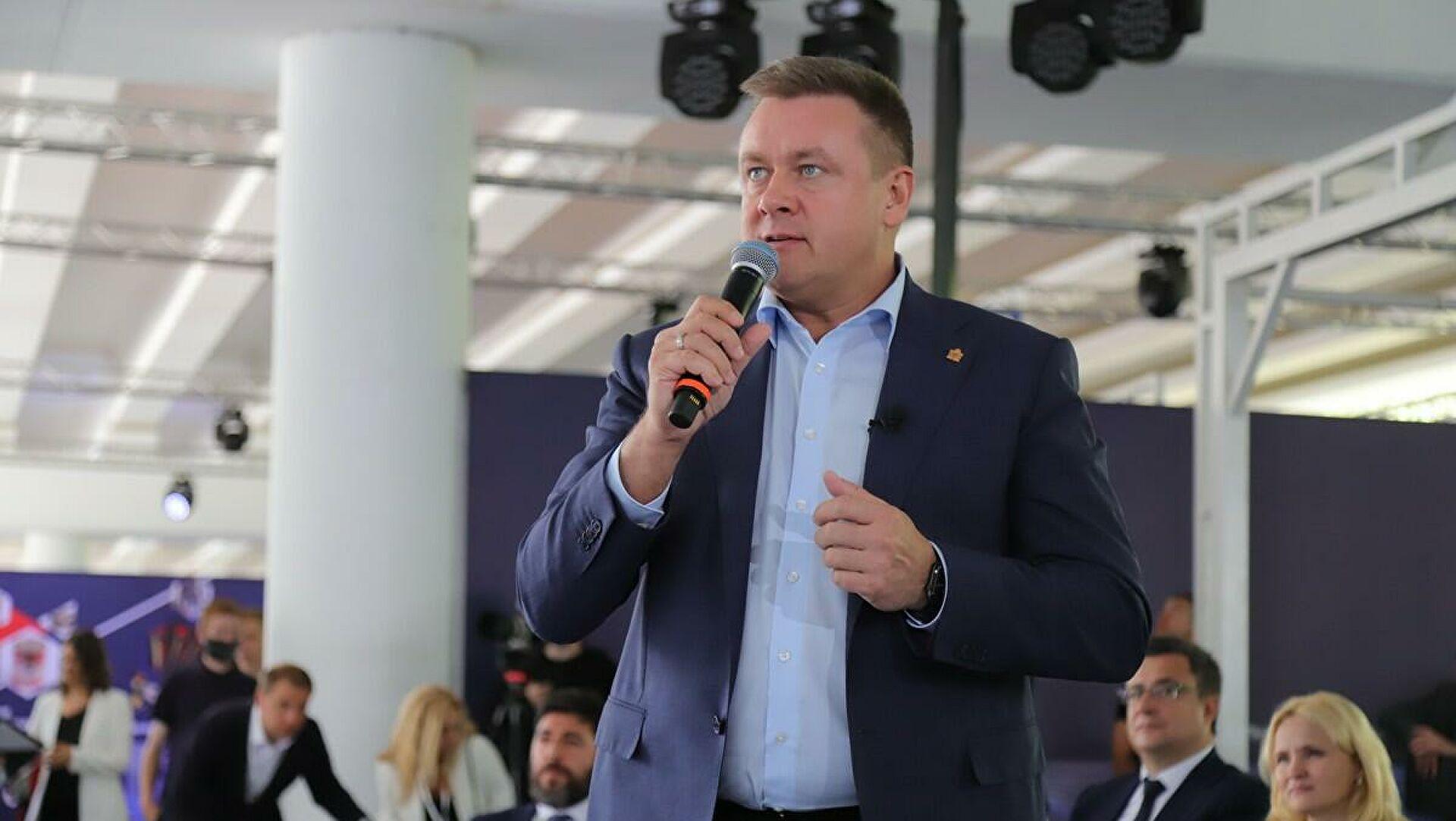 Любимов отметил важность защиты детей в Рязанской области