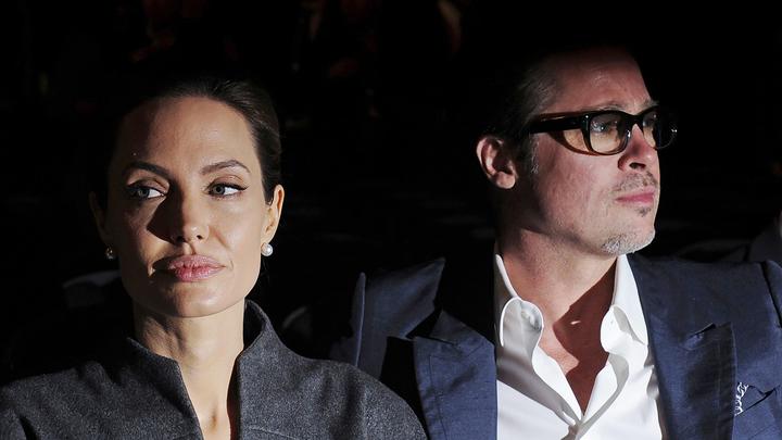 Брэд Питт выиграл битву за опеку над детьми, Джоли продолжает войну
