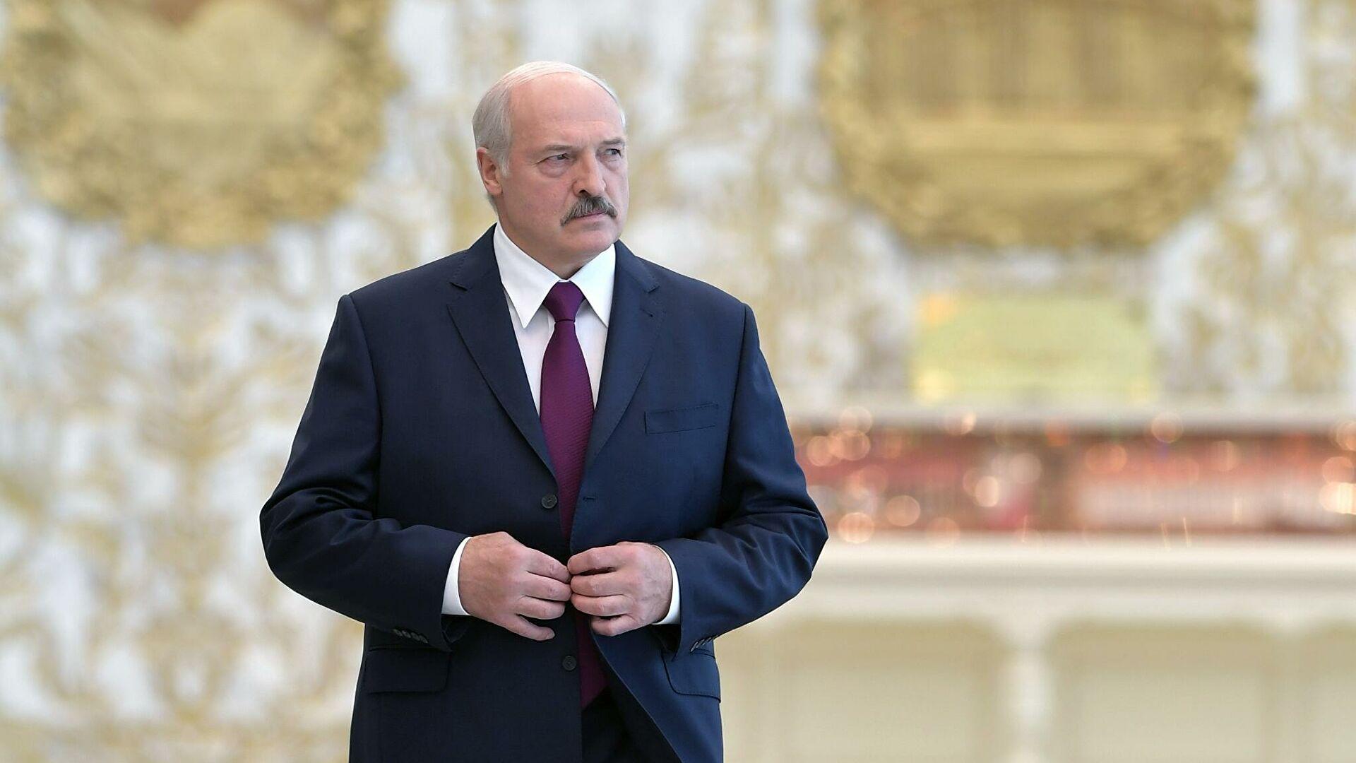 Лукашенко поддержал введение ответственности за призывы к санкциям