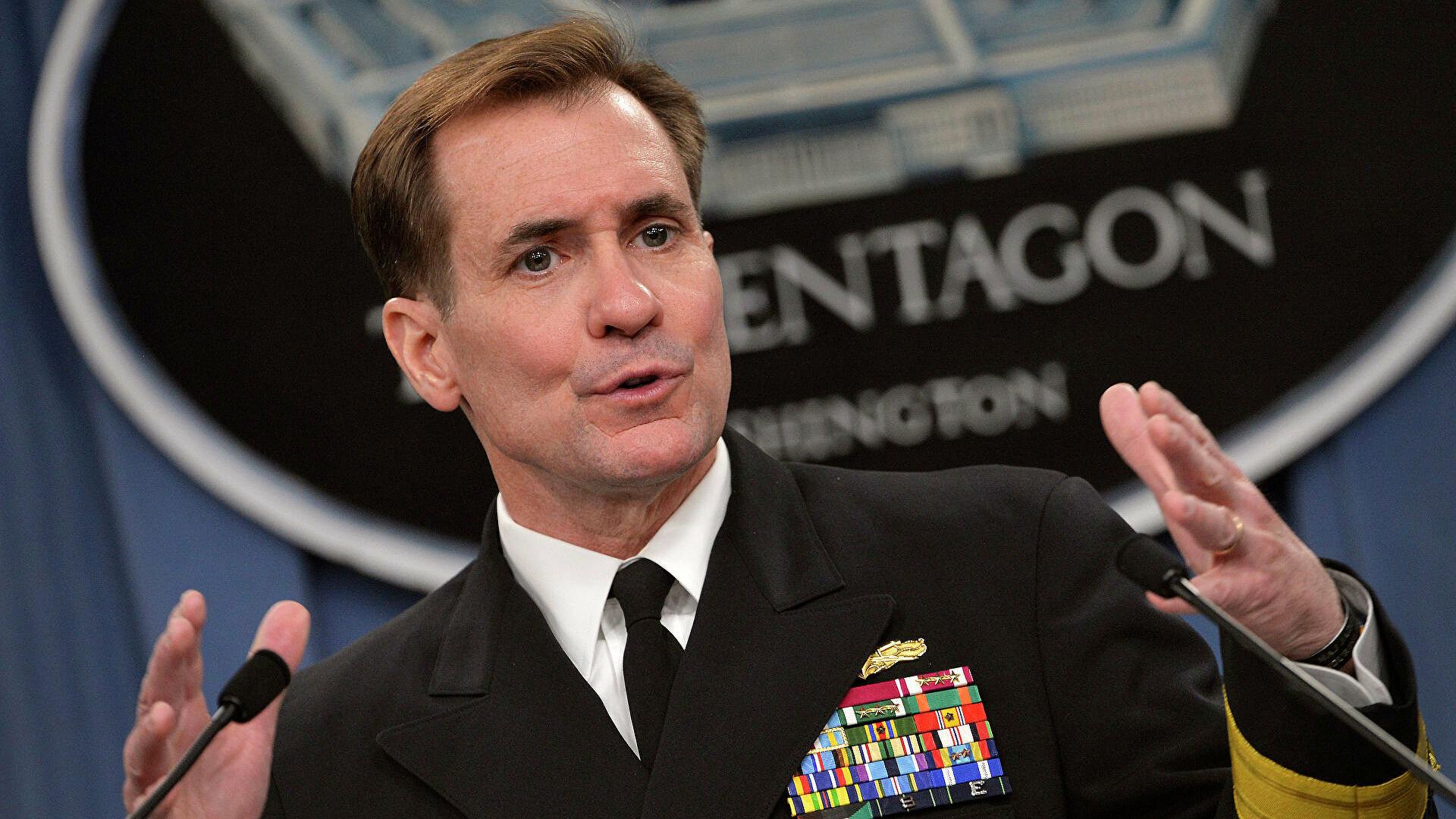 В Пентагоне отказались назвать Россию
