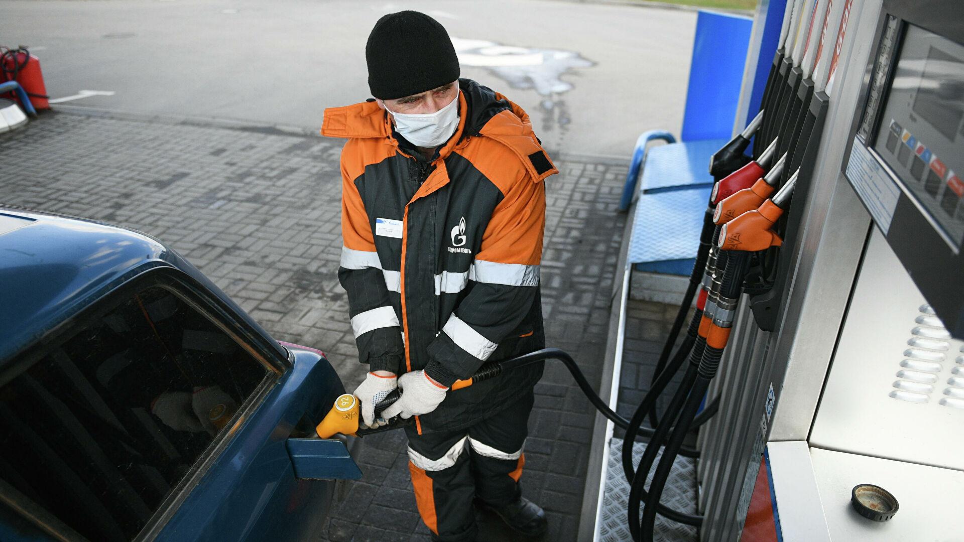 Минэнерго допустило рост цен на бензин выше инфляции