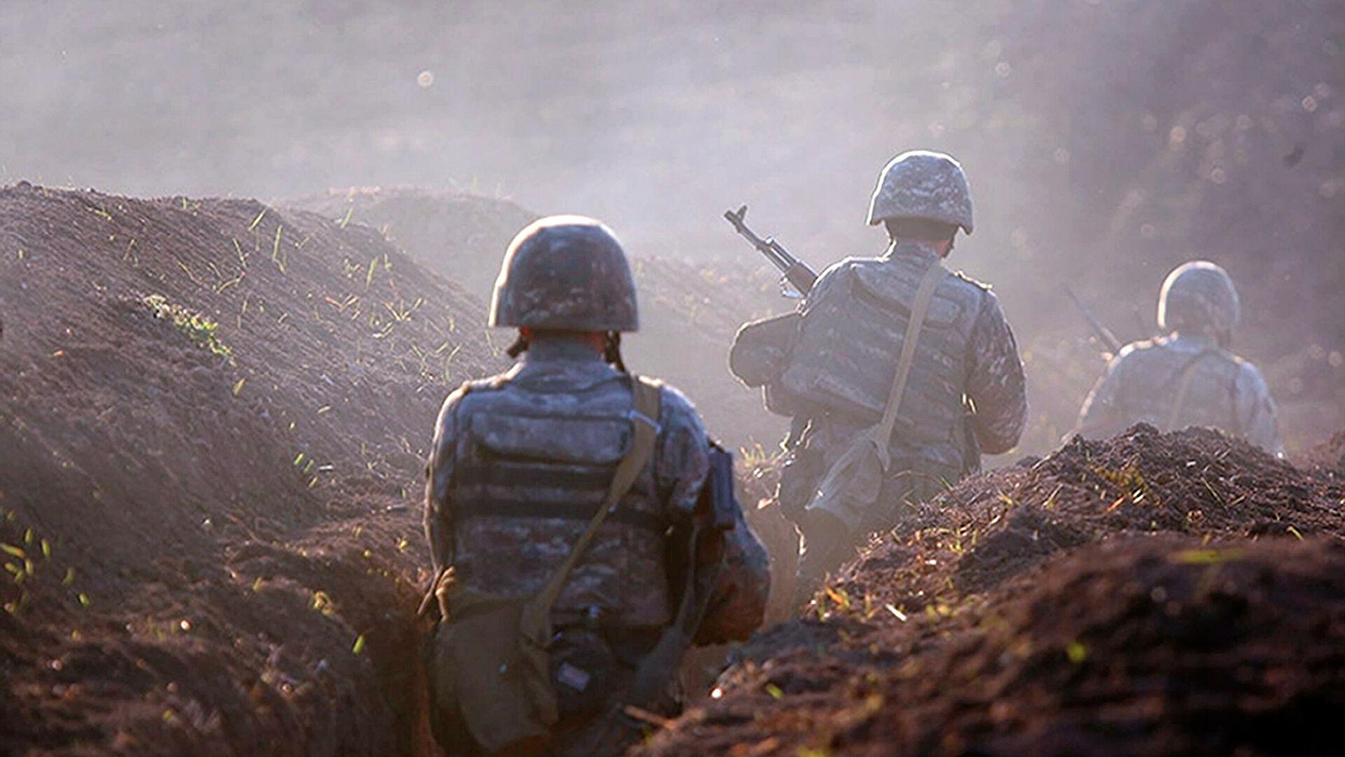 В Армении подтвердили задержание шестерых военных Азербайджаном