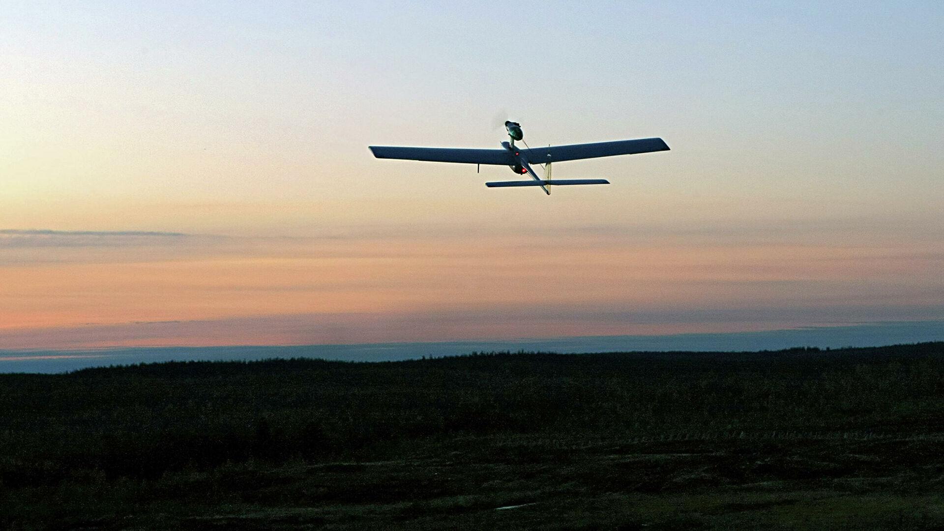 Украина стала чаще посылать дроны к российской границе