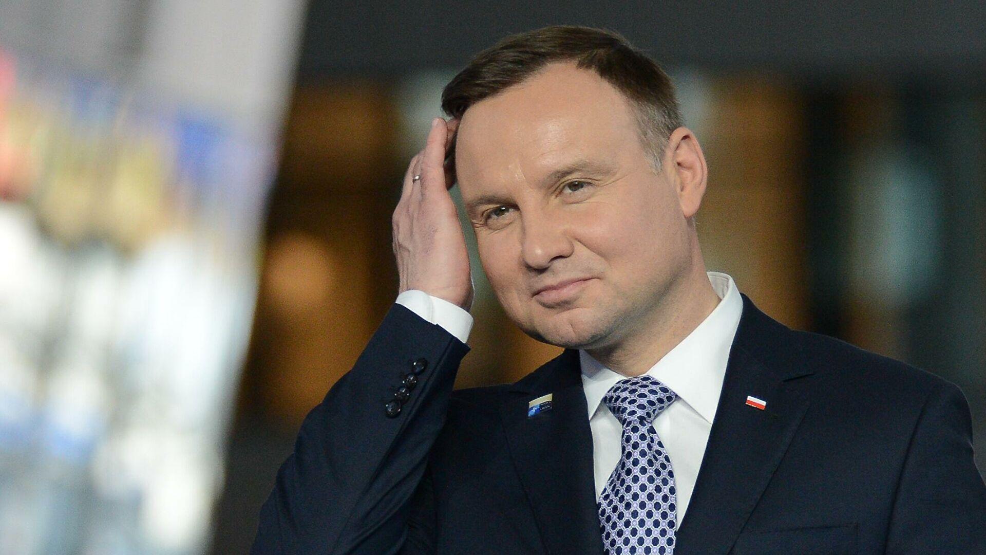 Политолог объяснил заявление Дуды о России низким культурным уровнем