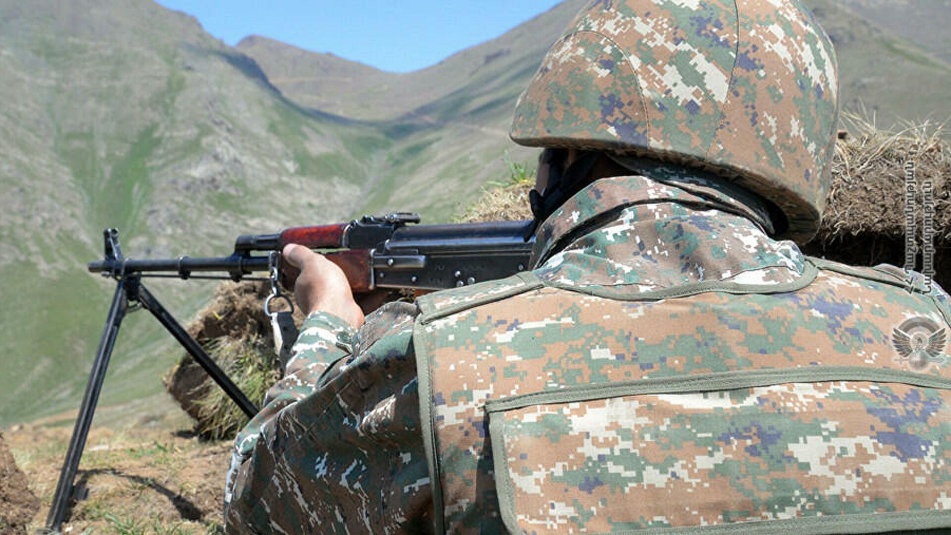 Минобороны Армении опубликовало фамилии плененных военных