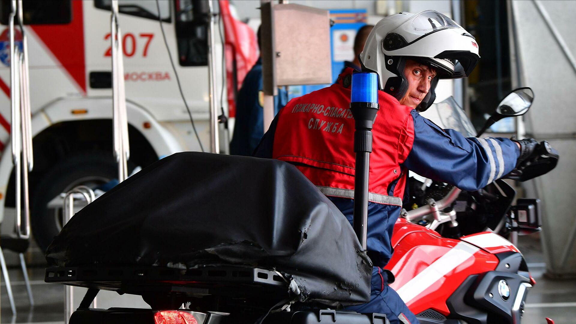 Предельная собранность: один день из жизни спасателей на мотоциклах
