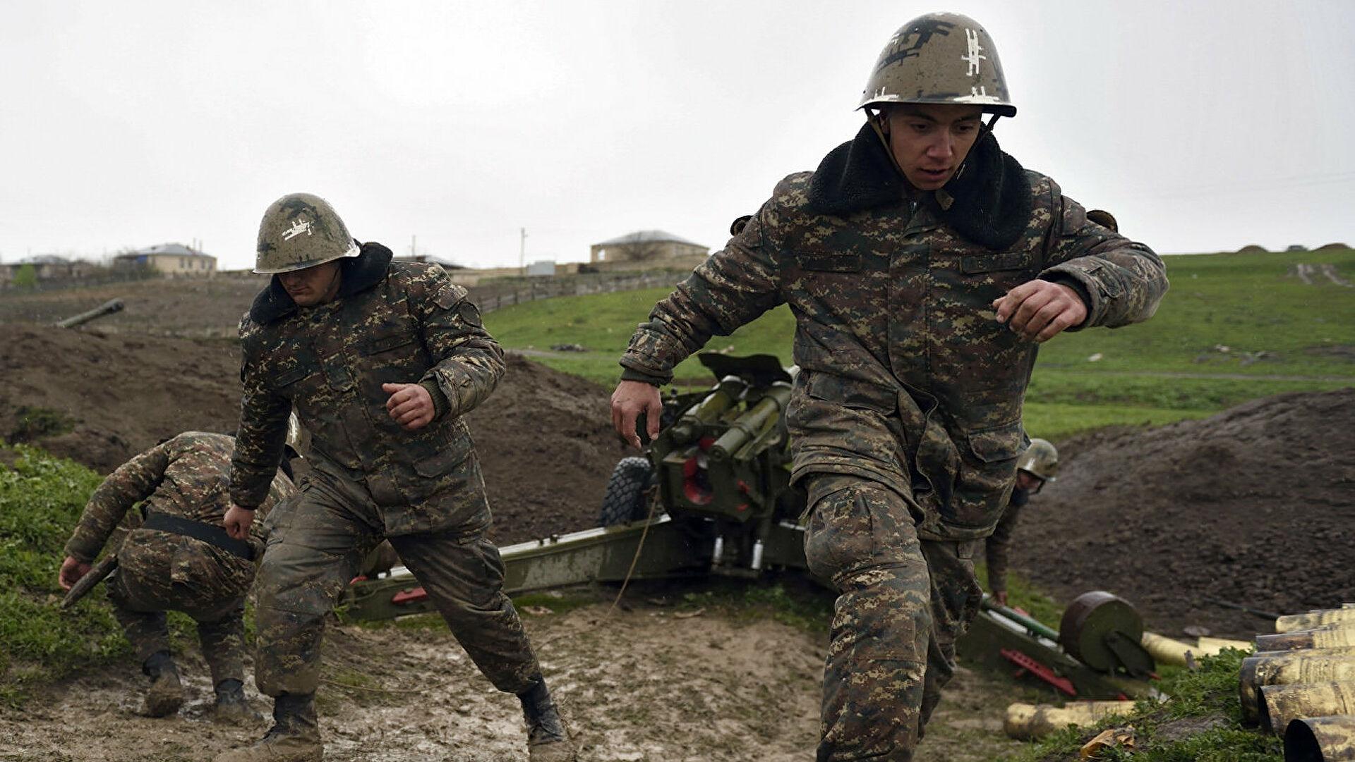 Пашинян обвинил Азербайджан в провоцировании военного столкновения
