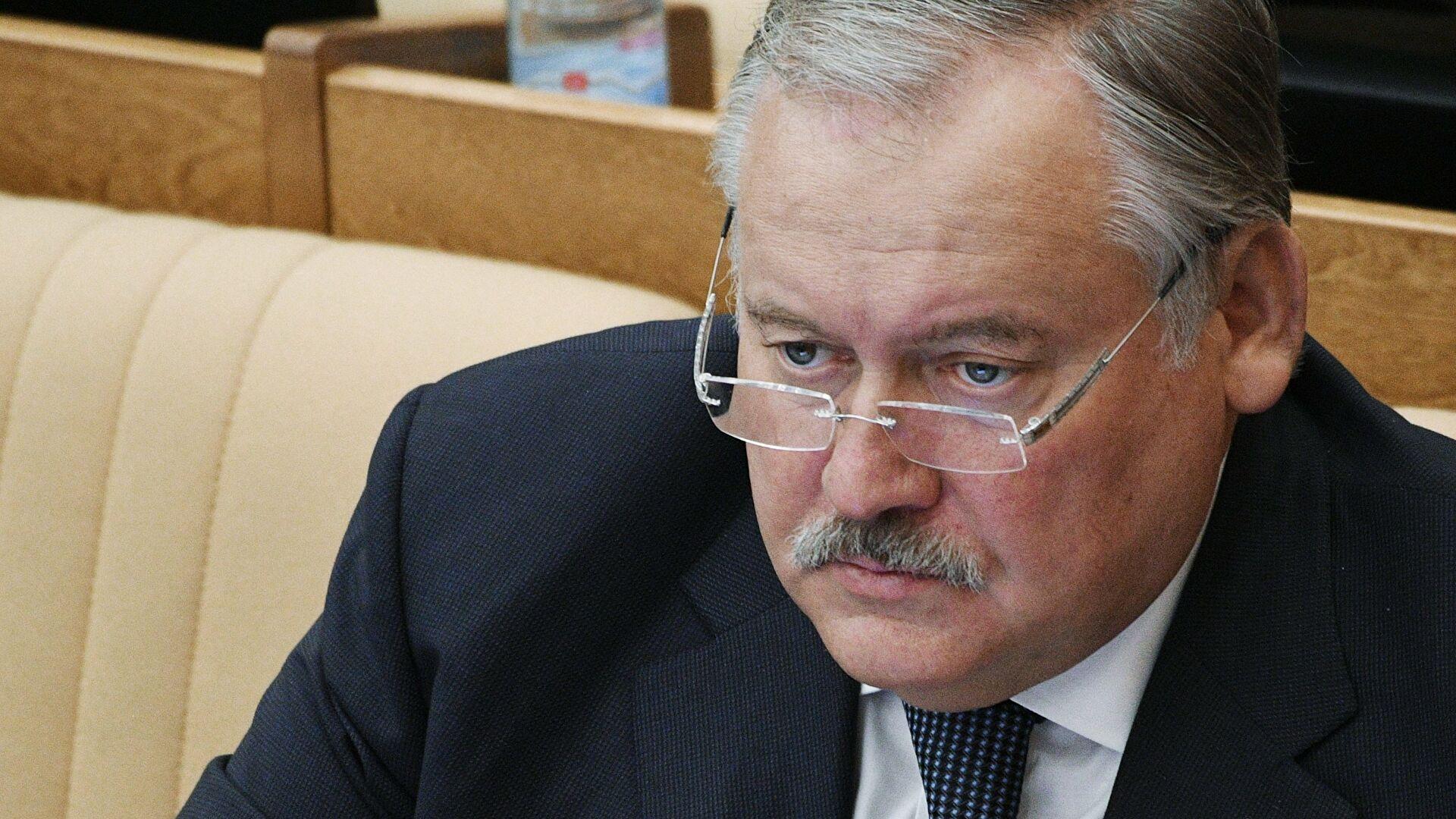 В Госдуме обвинили Кравчука в попытке сорвать переговоры по Донбассу