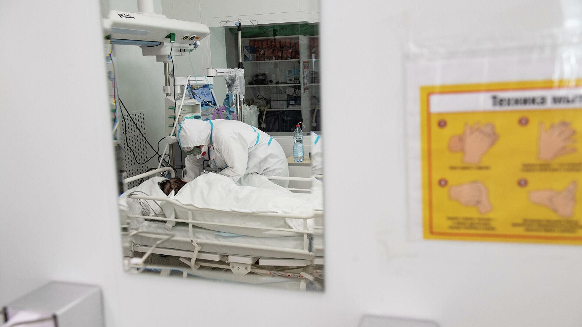 В Москве выявили 3105 новых случаев заражения коронавирусом