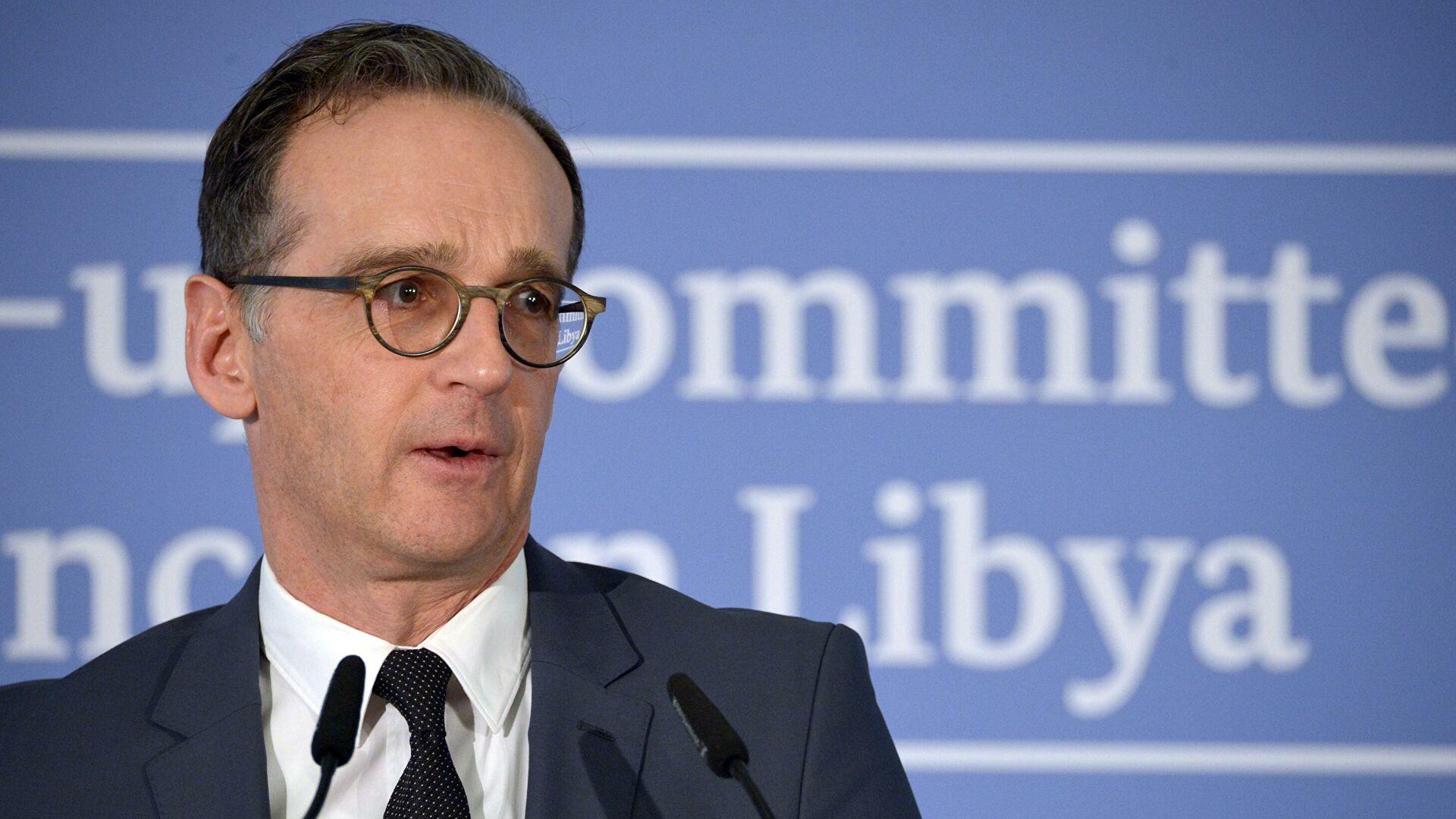 Евросоюз показал готовность к диалогу с Россией, заявил Маас