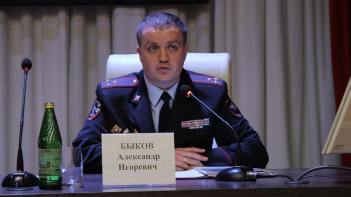 Столичную автоинспекцию возглавил Александр Быков