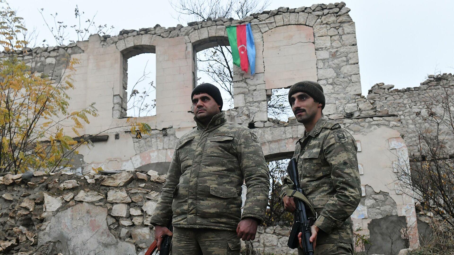 В Баку назвали заявления Еревана о работах на границе дезинформацией