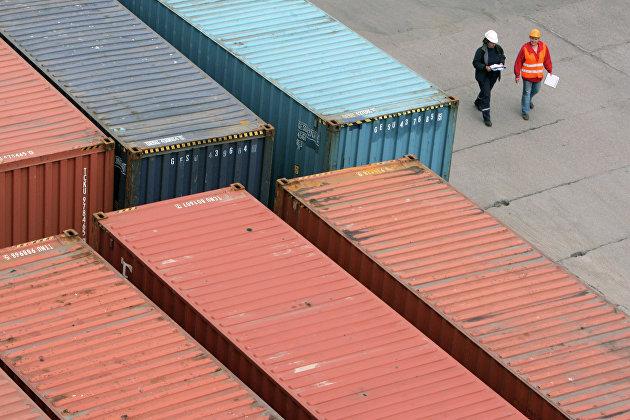 Российский контейнерный рынок вырос с января по апрель