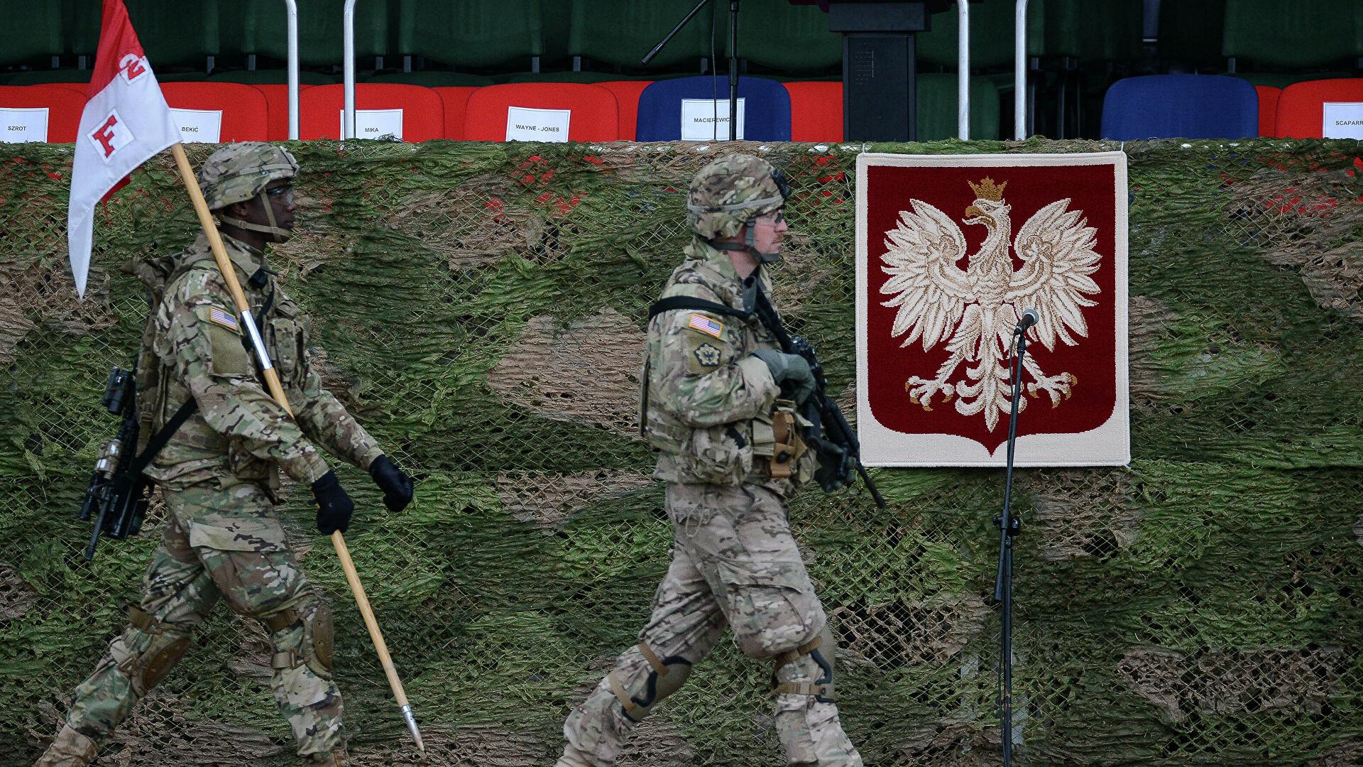 В Японии рассказали об исходящей от Польши угрозе для России