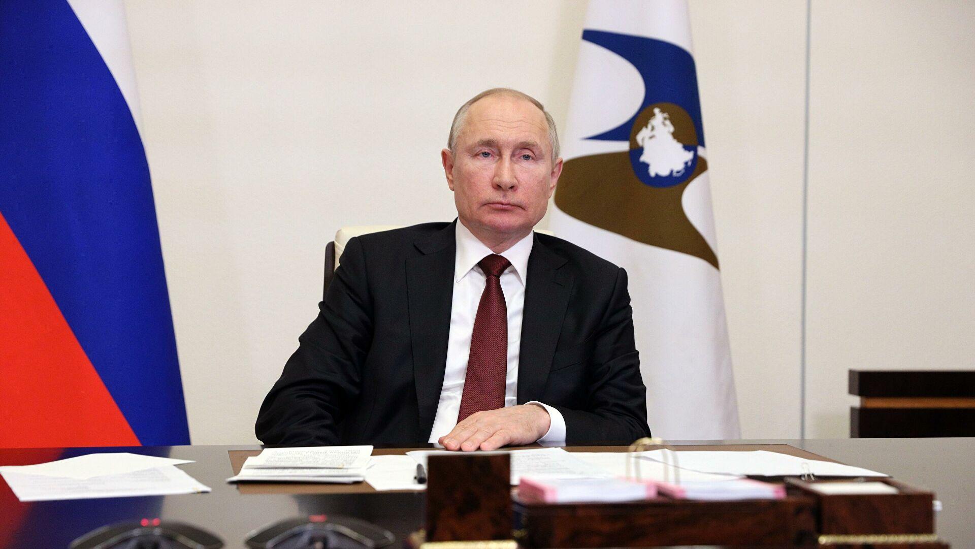 Путин заявил об уникальности новых видов вооружения России