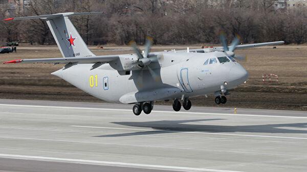Путин рассказал о госиспытаниях Ил-112