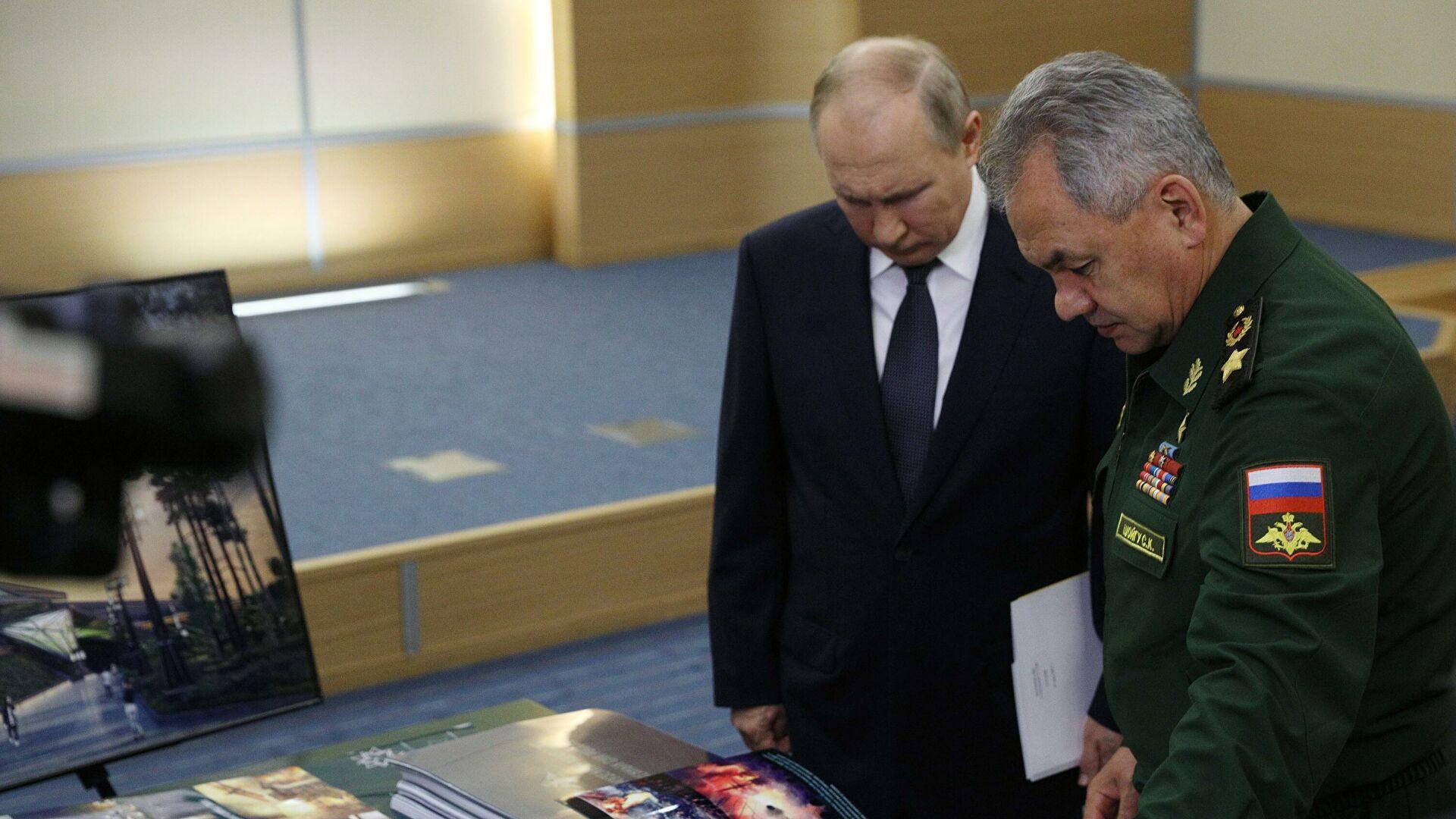 Путин рассказал об уникальности новейших вооружений России