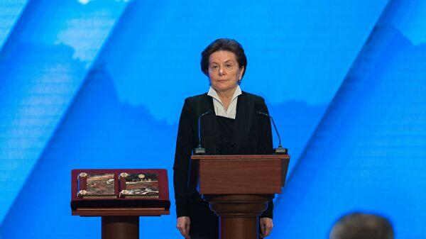 Губернатор Югры проголосовала на праймериз