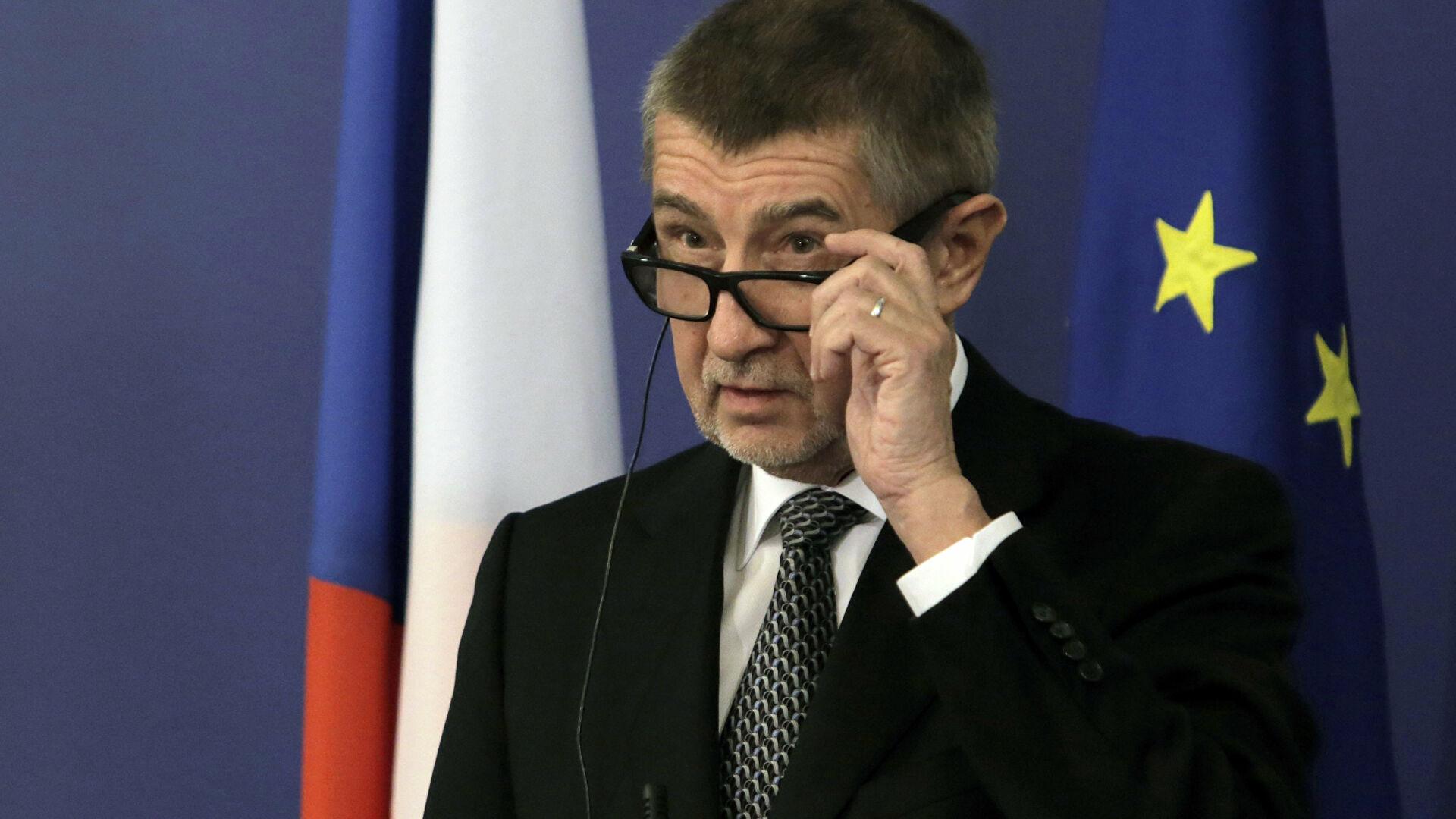 В Чехии угрожавший убийством Бабишу получил условный срок