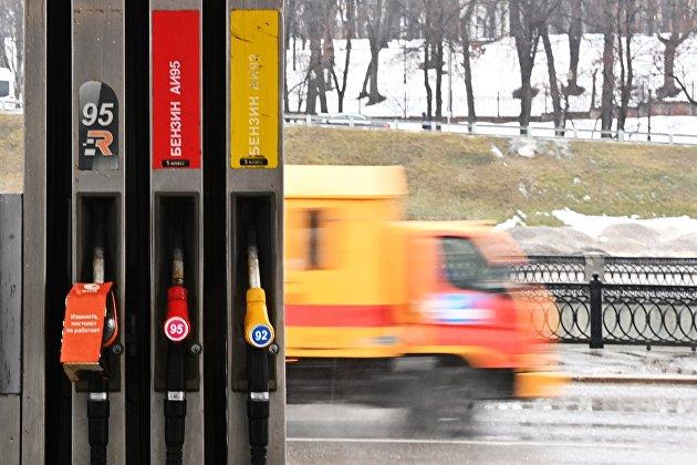 Бензин за неделю подорожал на пять копеек