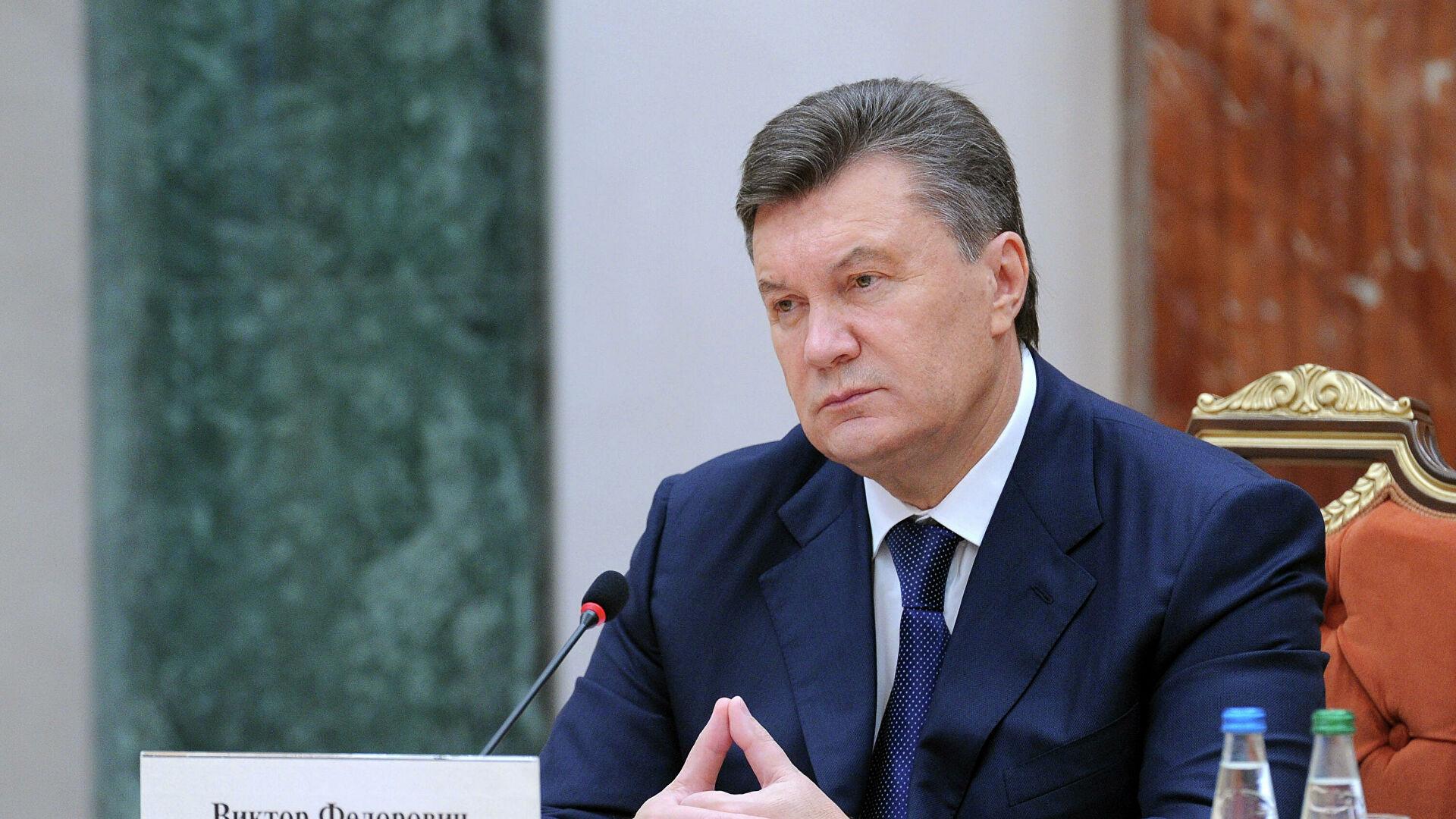 ГПУ заявила об отказе России выдавать Януковича