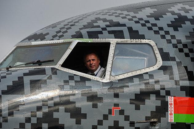 Посольство Белоруссии в ФРГ советует Belavia летать через Россию