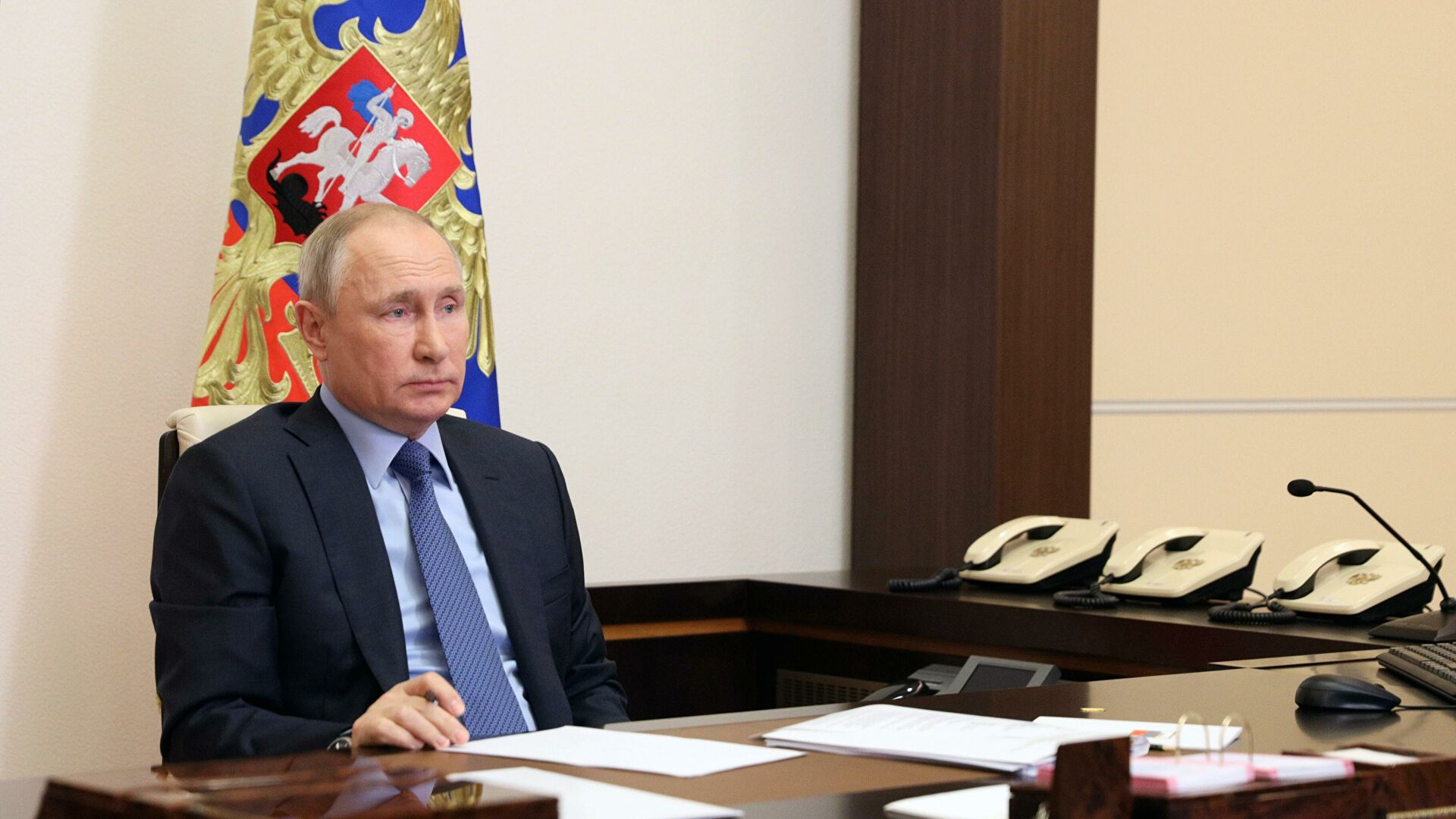 Путин подведет итоги серии военных совещаний