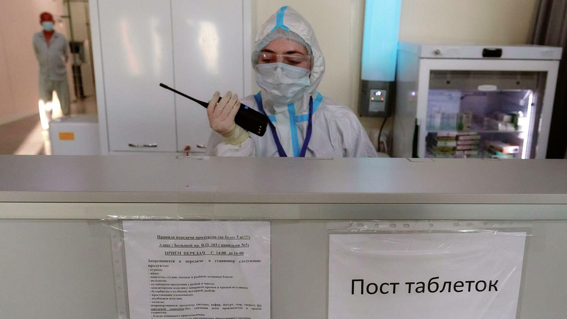 Беглов оценил ситуацию с коронавирусом в Петербурге