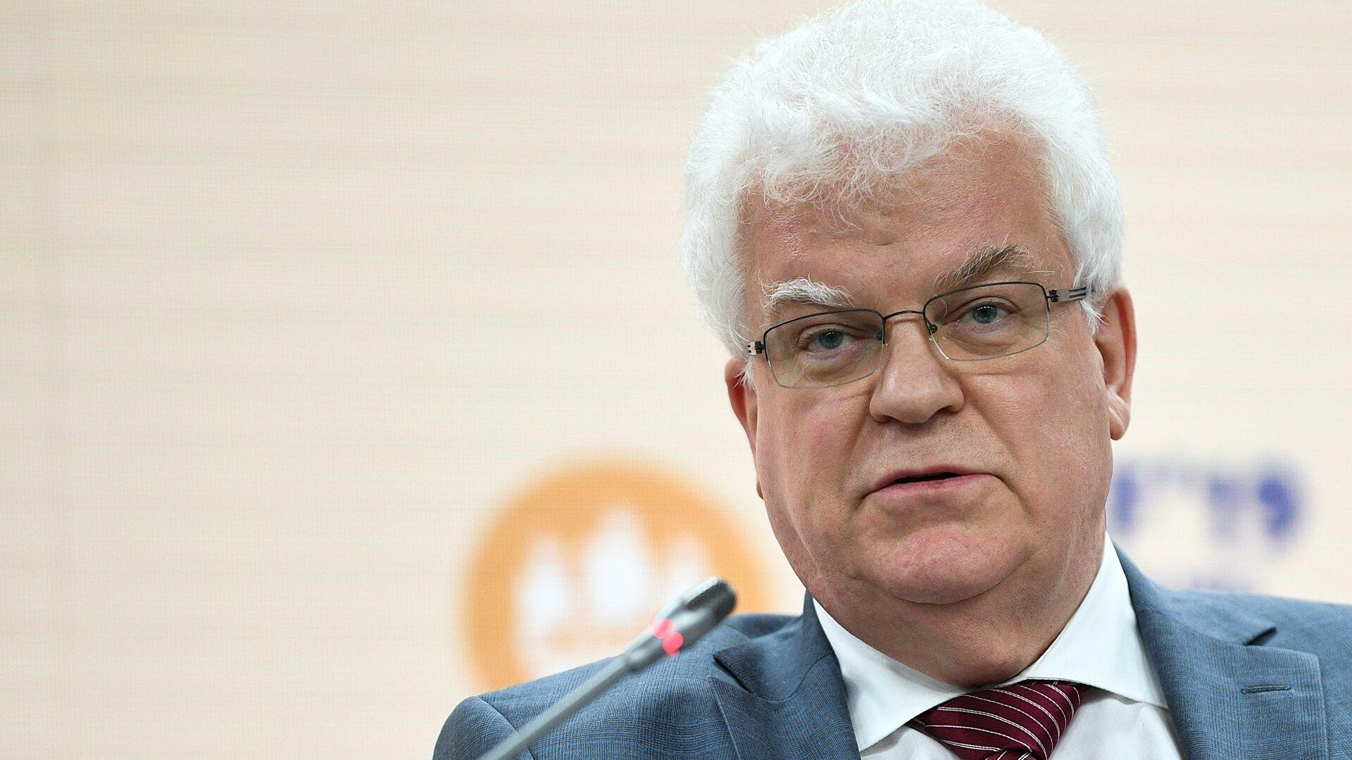 Чижов: в ЕС есть понимание, что он связан с Россией общим будущим