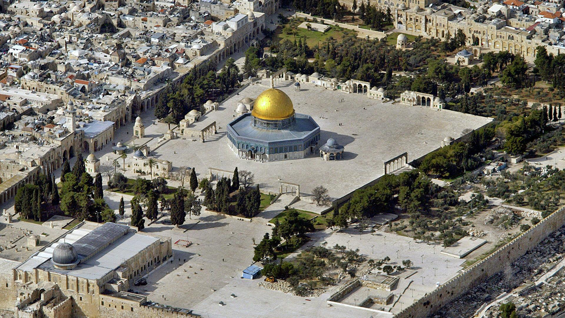 Камень раздора. Почему мусульмане и евреи воюют из-за Храмовой горы